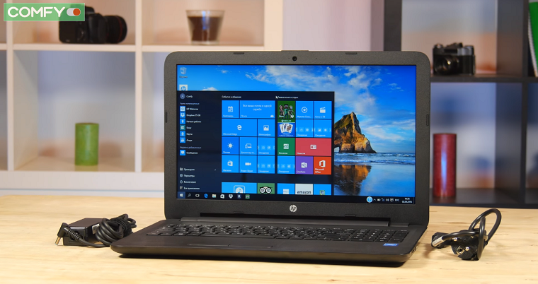 ОС Windows 10 HP 15-ac652ur