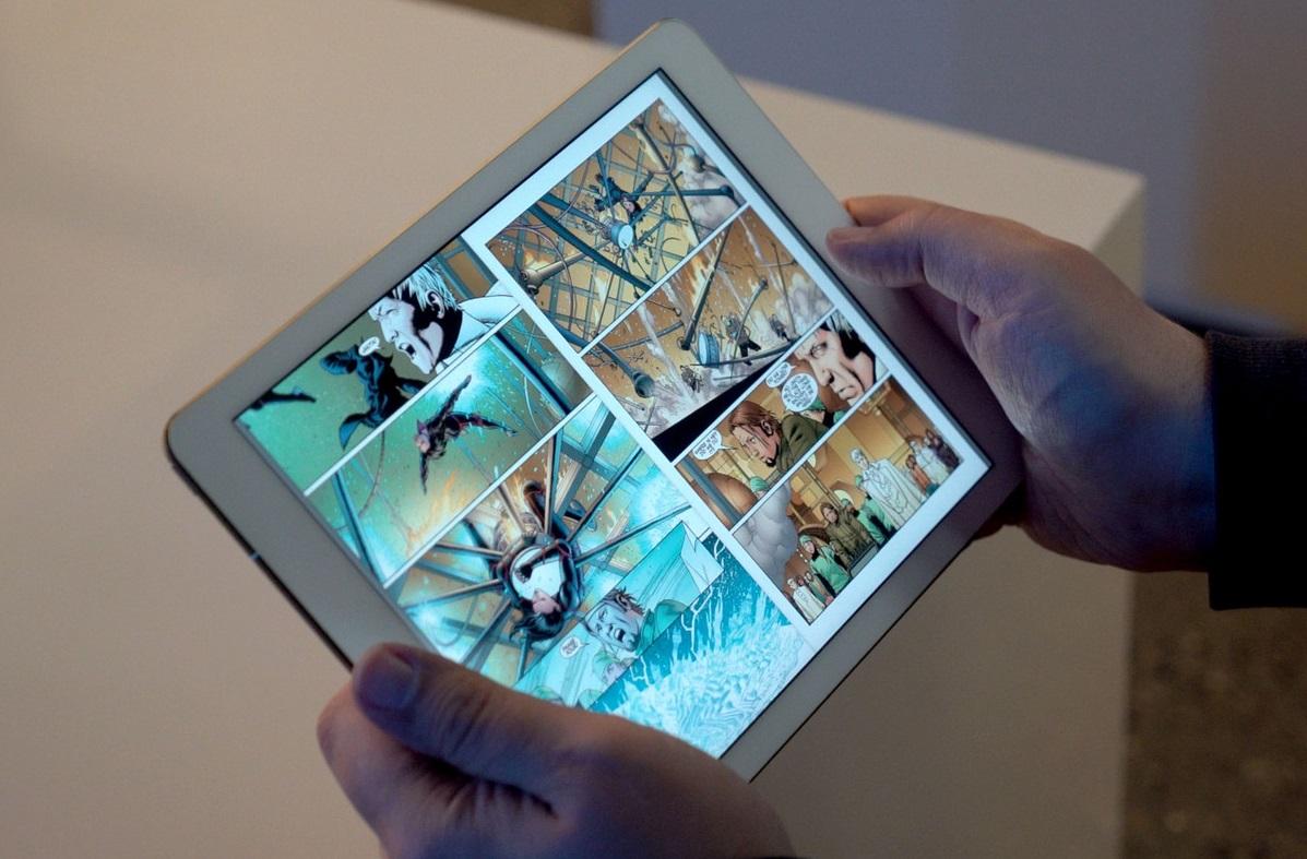 Обзор 9,7-дюймового iPad Pro - дисплей