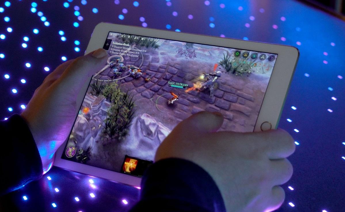 Обзор 9,7-дюймового iPad Pro - игры