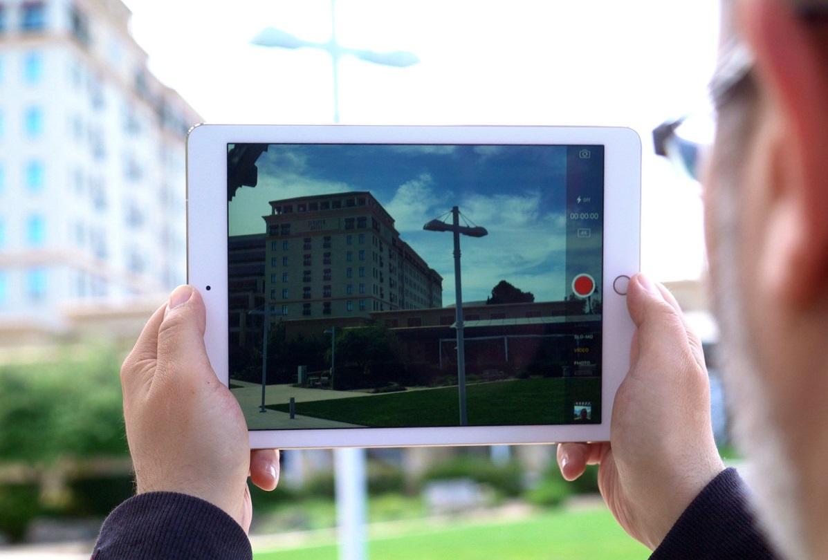Обзор 9,7-дюймового iPad Pro - камера (3)