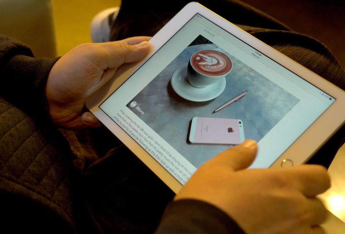 Обзор 9,7-дюймового iPad Pro - коммуникационные возможности