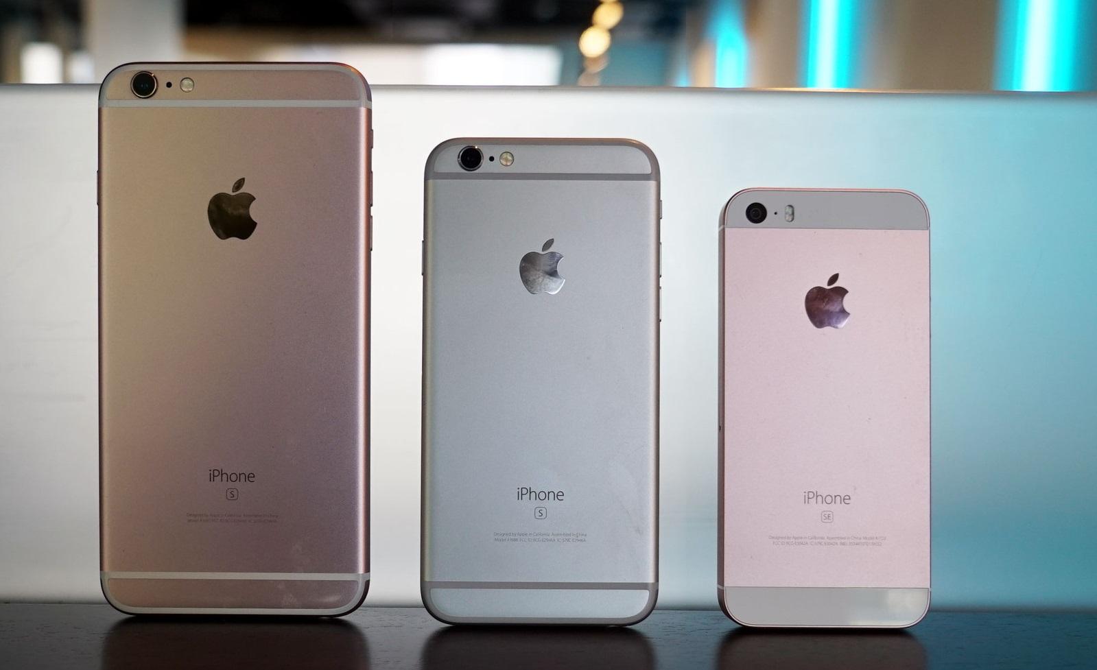 Обзор iPhone SE - дизайн (2)