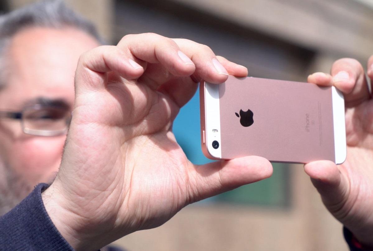 Обзор iPhone SE - камера
