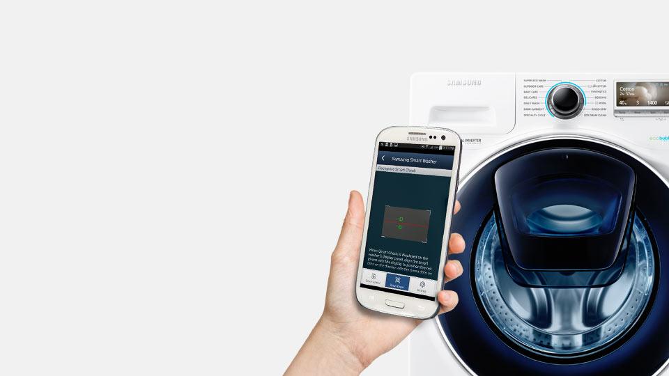 Обзор стиральной машины ww8500 - smartcheck