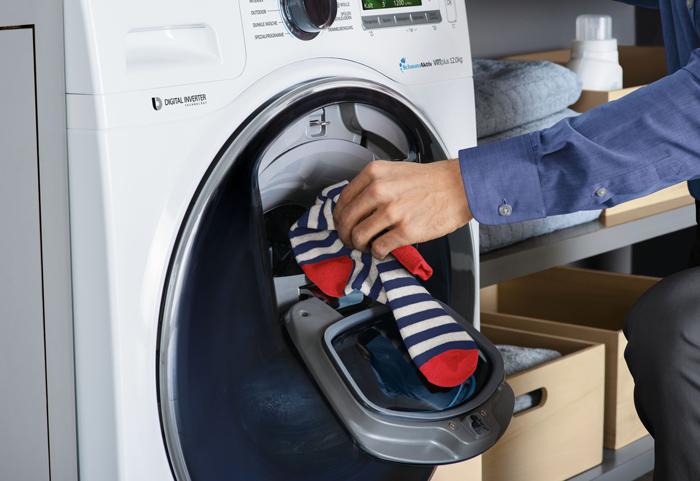 Обзор стиральной машины ww8500 - уникальность стиральной машины