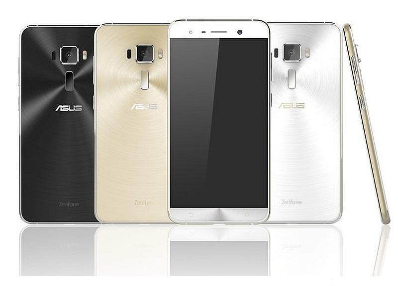 Первые рендеры смартфонов Asus Zenfone 3 и Zenfone 3 Deluxe - главное фото