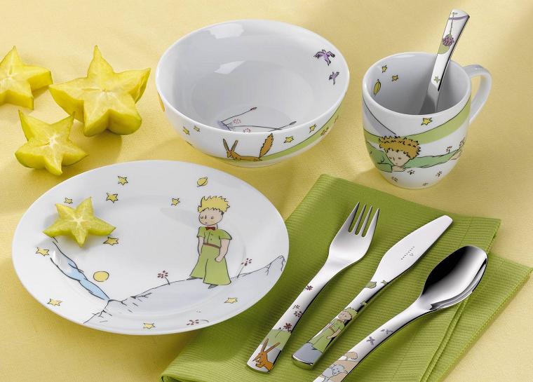 Посуда маленький принц