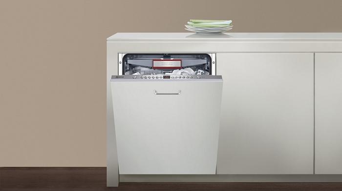 Посудомоечная машина интерьер