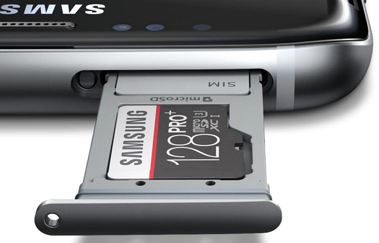 Samsung 7 SD расширение