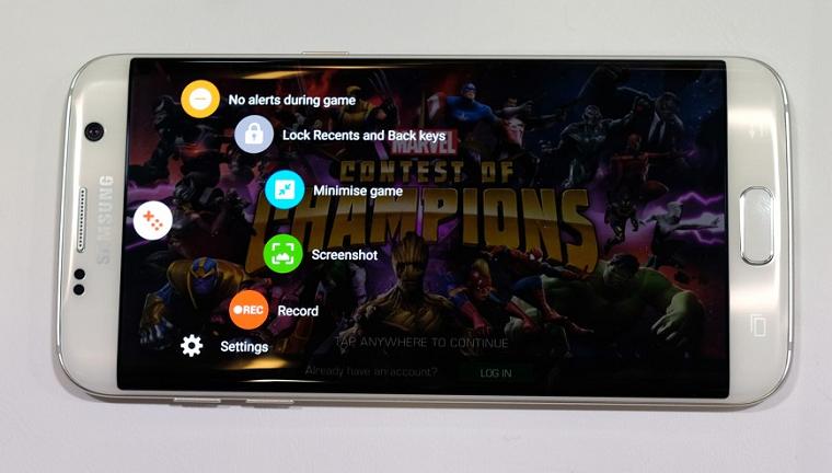 Samsung G930 Galaxy S7 игры