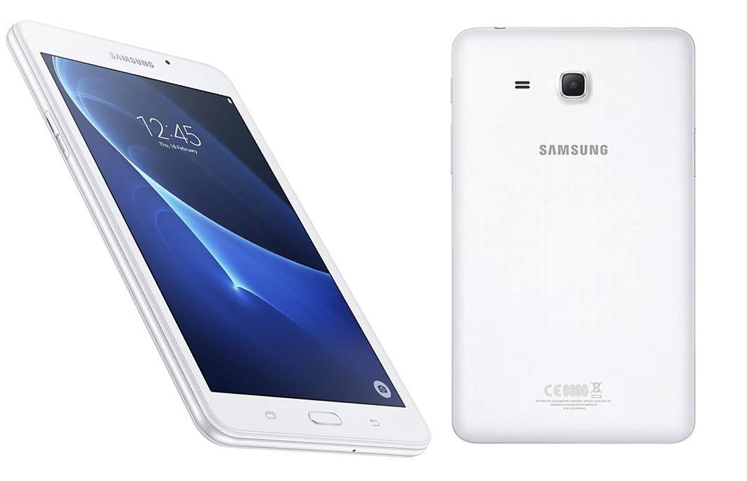 Samsung Galaxy Tab A 7.0 2016 - Белый