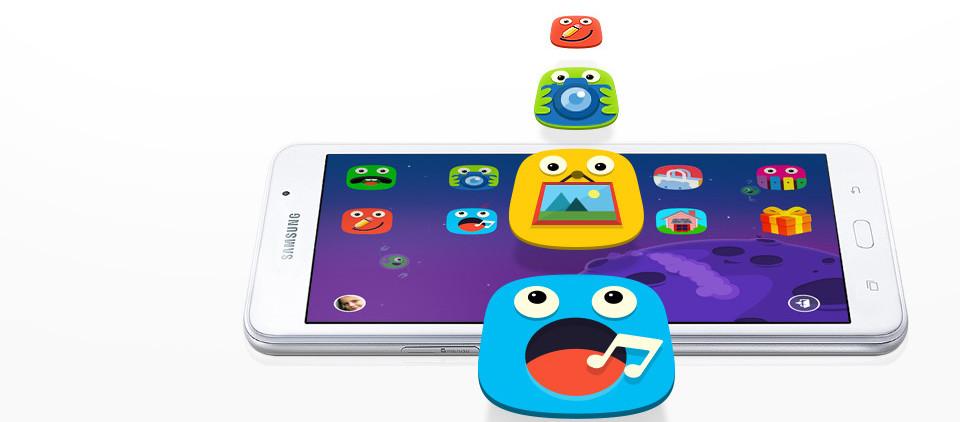 Samsung Galaxy Tab A 7.0 2016-Детский Режим