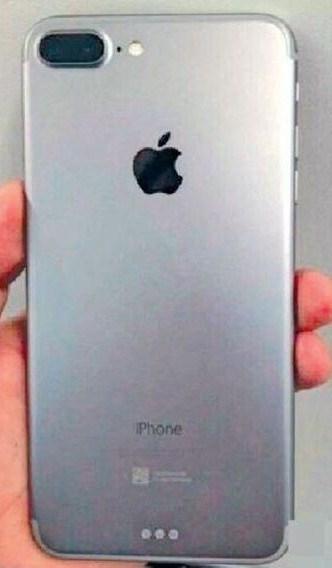В сеть попали новые данные о смартфоне iPhone 7 - фото