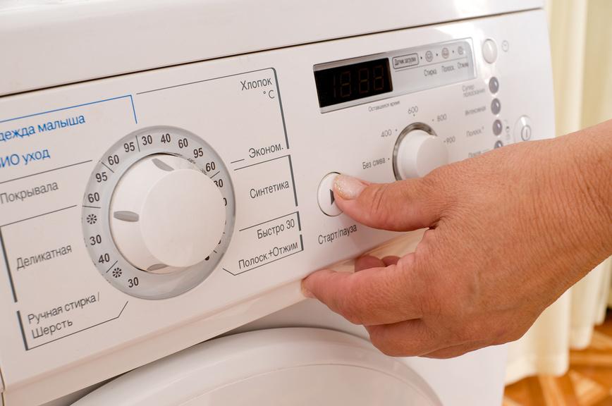 Выбор стиральной машинки-режимы и функции