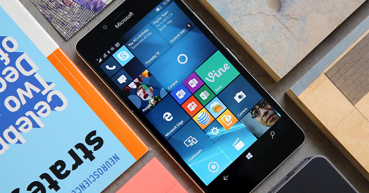 Windows Phone до Windows 10 Mobile