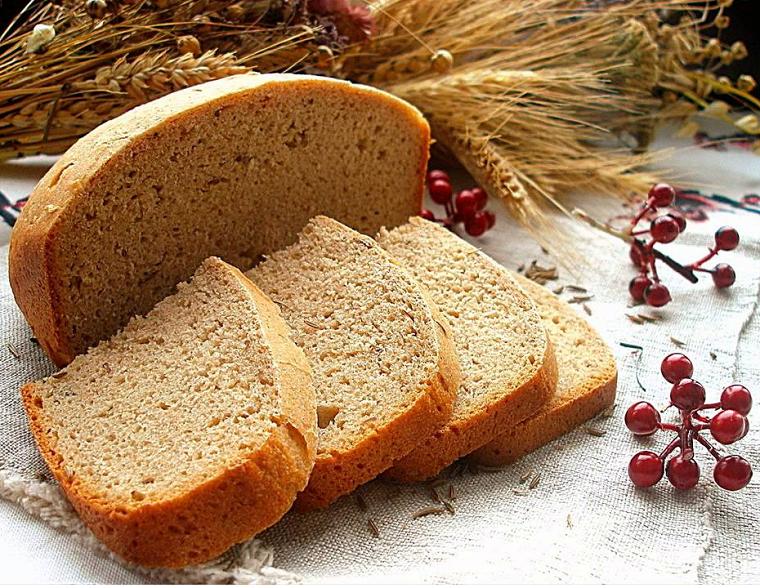 бездрожевой хлеб