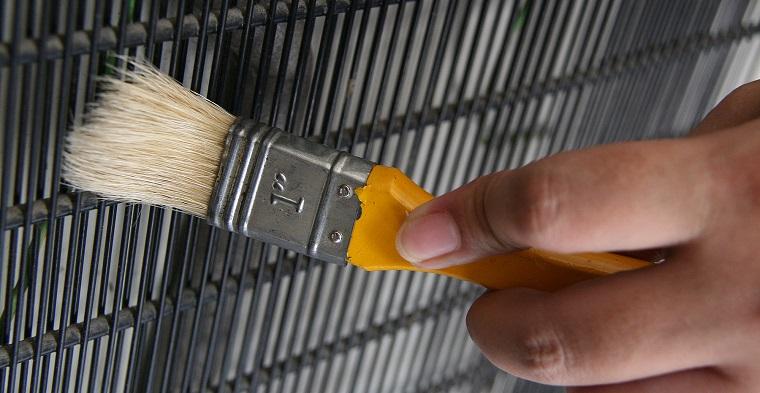 чистка конденсатора