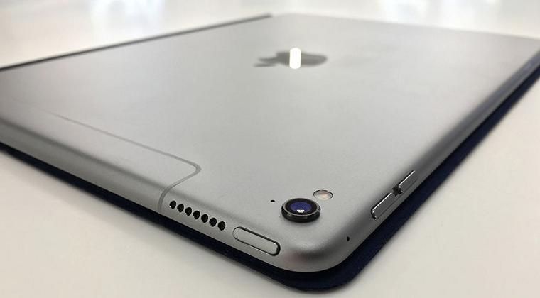 iPad Pro камера