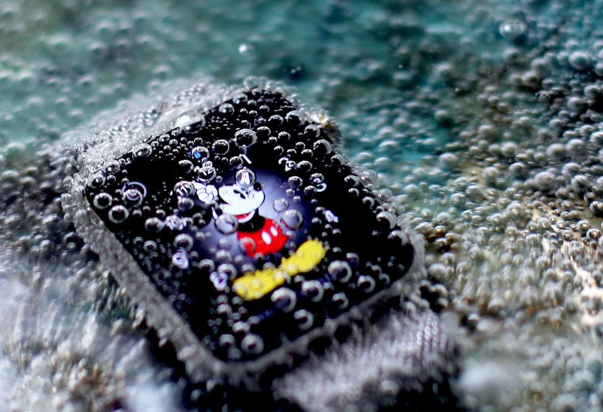 iPhone 7 влагозащищённость