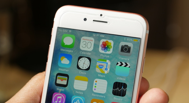 iPhone SE ОС