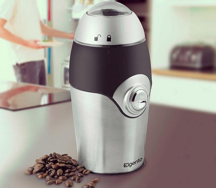 кофемолка метал