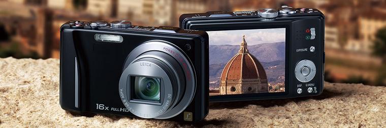 компактная фотокамера 3