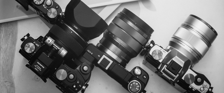 компактная и зеркальная камера