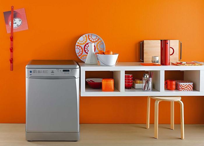 посудомоечная машина кухня