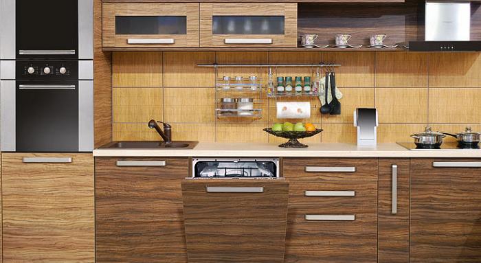 посудомоечная машина общий фон