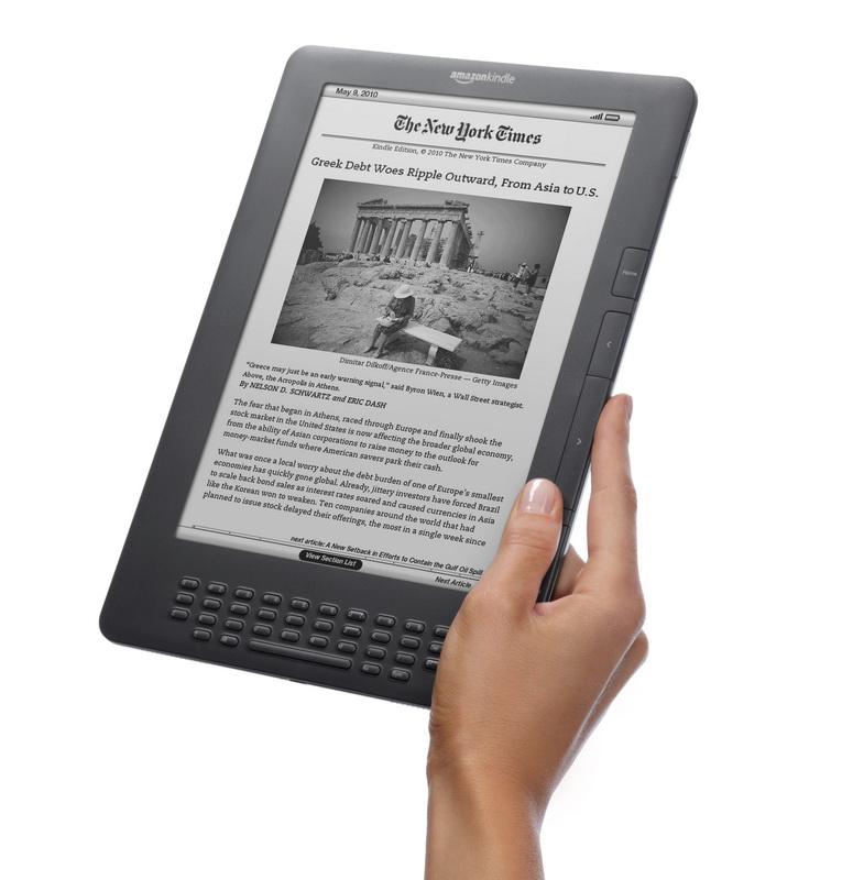 Amazon Kindle-букридер