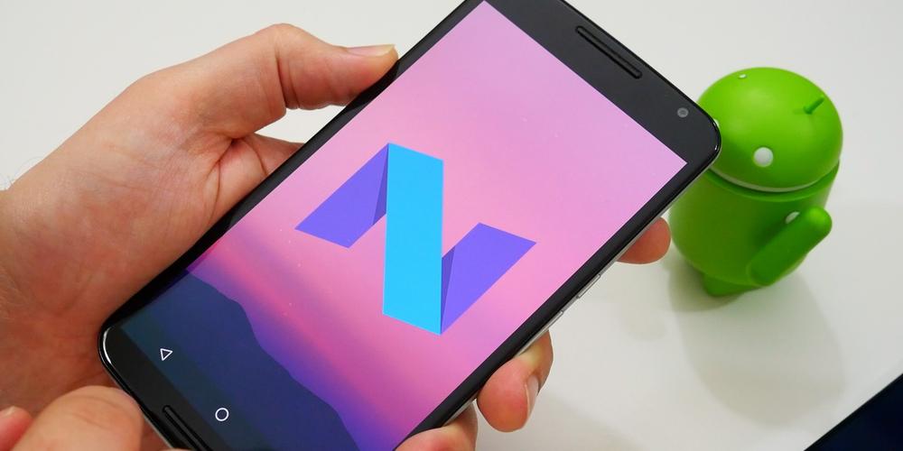 Android N-Google I O 2016 новая ОС