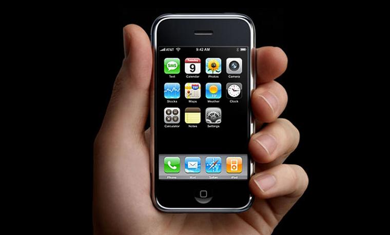 Apple iPhone 2007