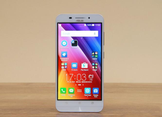 Asus Zenfone Max ZC550KL-экран фото 2