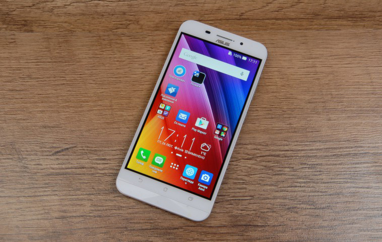 Asus Zenfone Max ZC550KL-экран фото 3