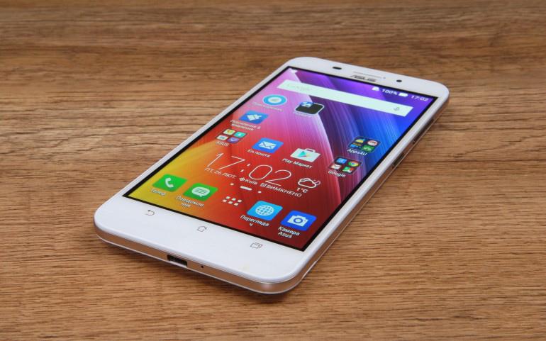 Asus Zenfone Max ZC550KL-экран фото 4