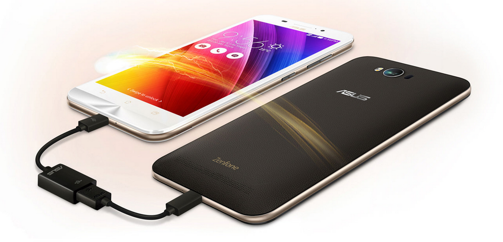 Asus Zenfone Max ZC550KL-мобильный аккумулятор