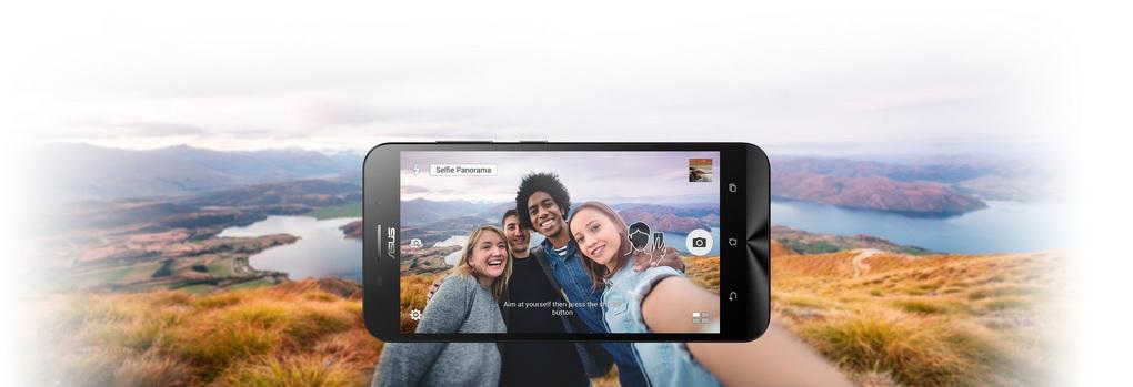 Asus Zenfone Max ZC550KL-панорамные селфи