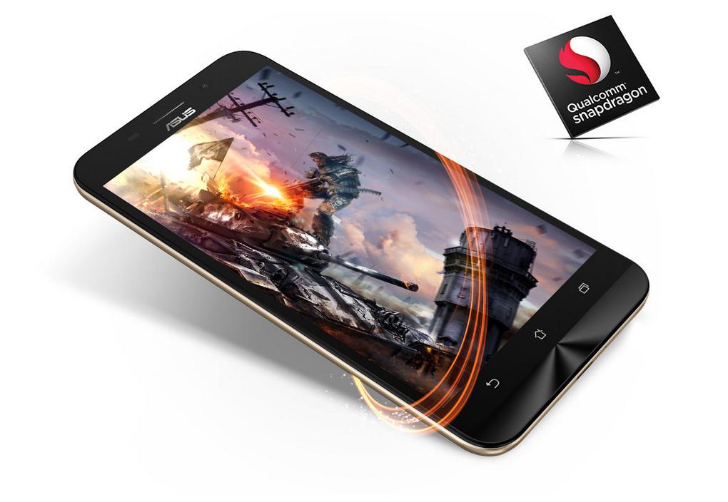 Asus Zenfone Max ZC550KL-процессор производительность