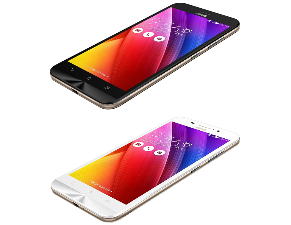 Asus Zenfone Max ZC550KL-расцветки
