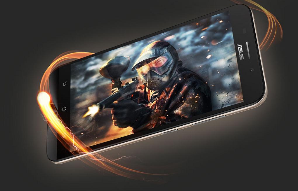 Asus Zenfone Max ZC550KL-высокая производительность