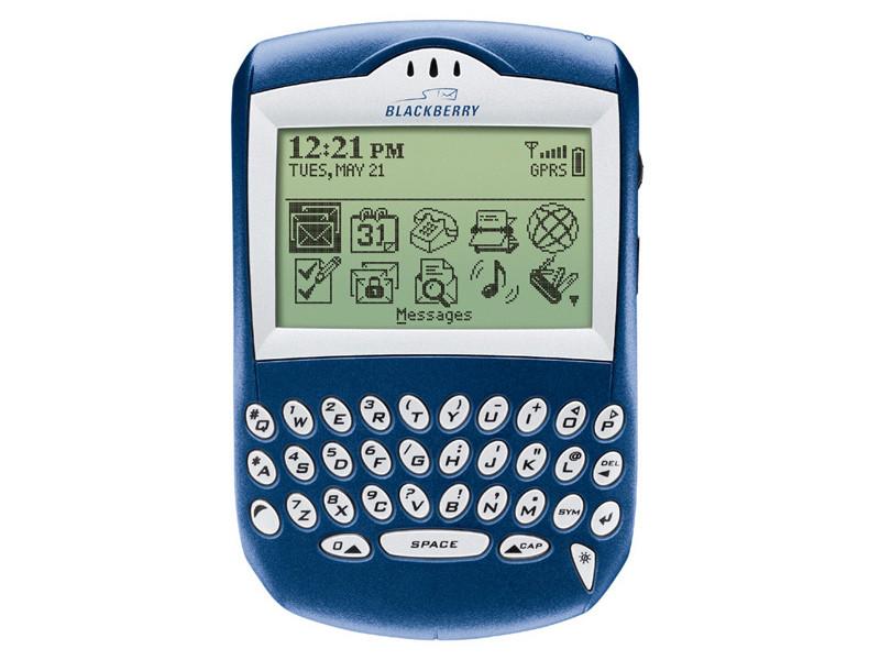 BlackBerry 6210-КПК