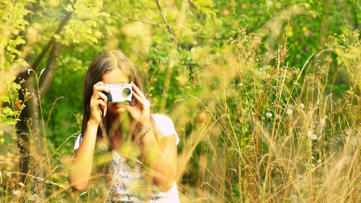 Фотокамера-что нужно взять на пикник