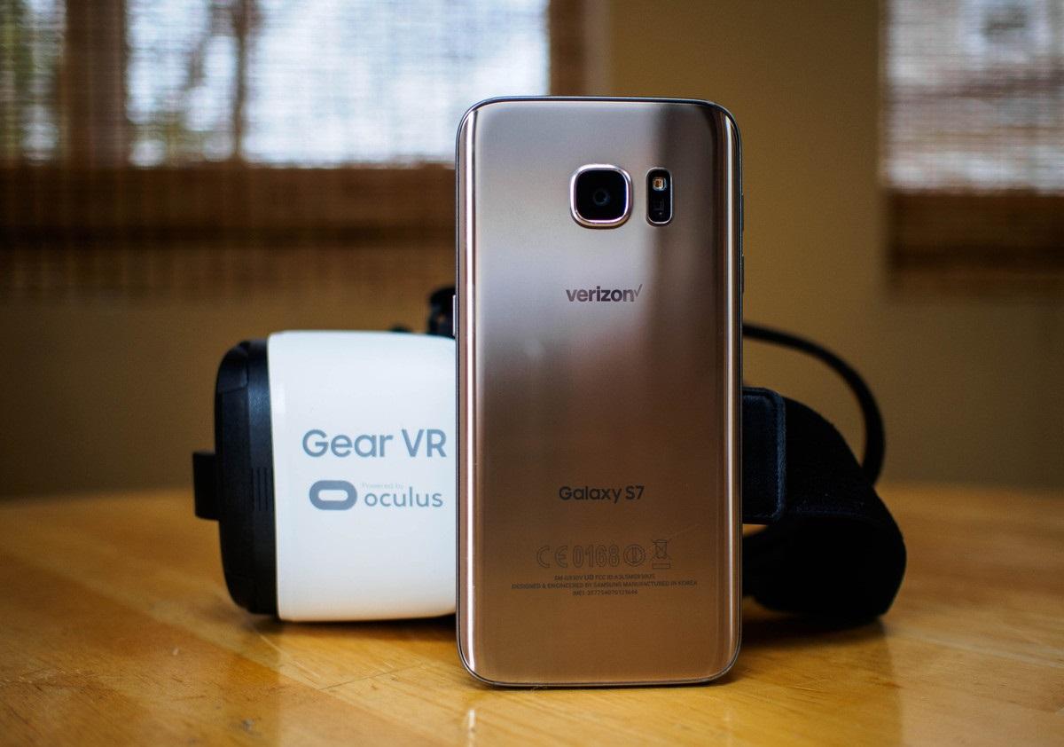 Galaxy S7 и Gear VR делают виртуальную реальность невероятно доступной - приложение