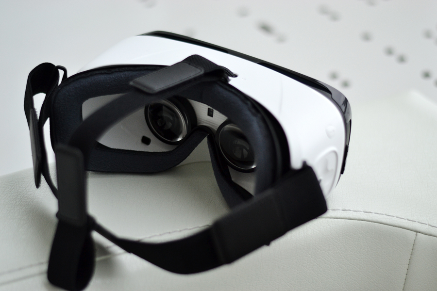 Galaxy S7 и очки Gear VR делают виртуальную реальность невероятно доступной - дизайн