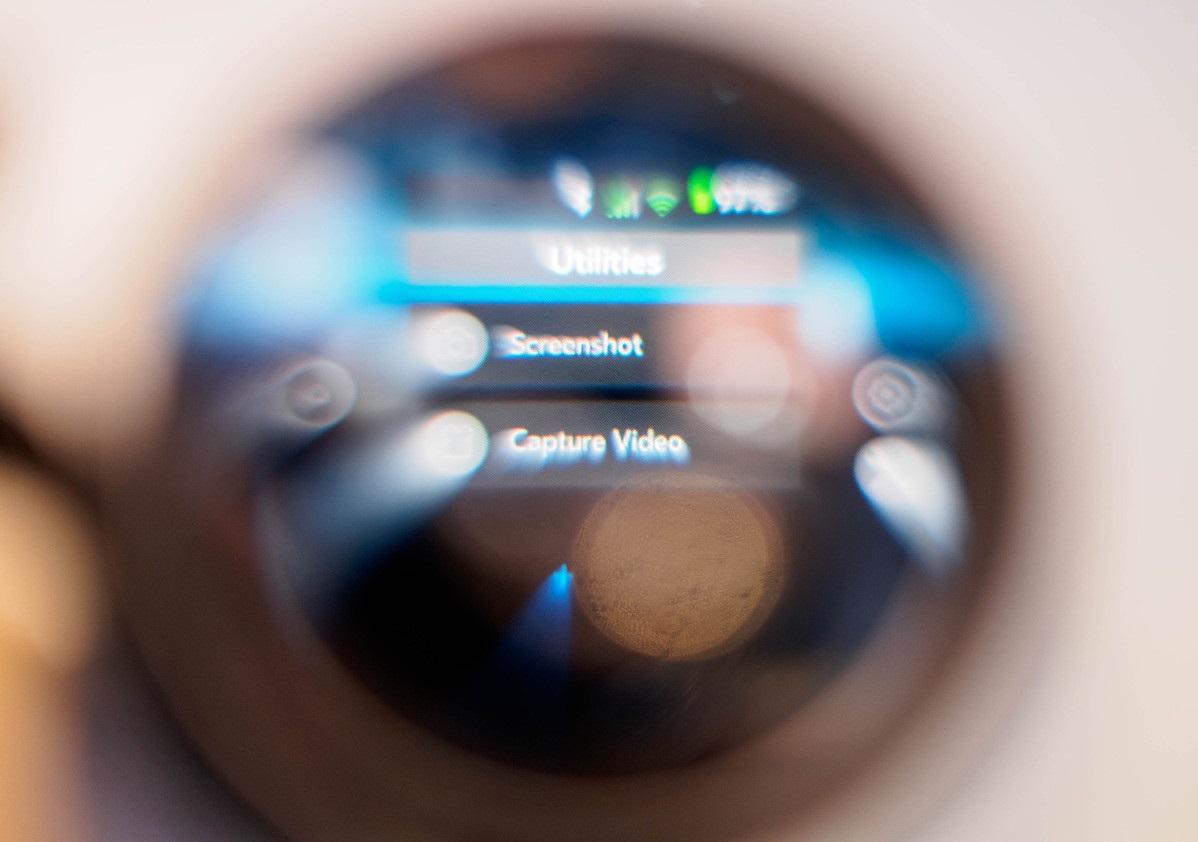 Galaxy S7 и очки Gear VR делают виртуальную реальность невероятно доступной - интерфейс