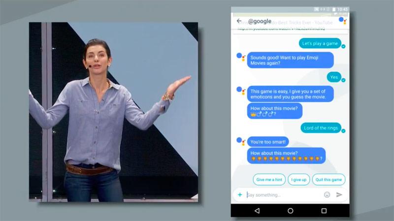 Google Allo-умный мессенджер фото 2