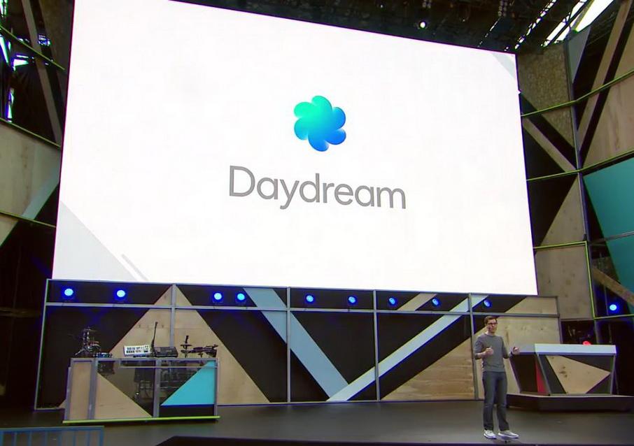 Google Daydream-VR-реальность