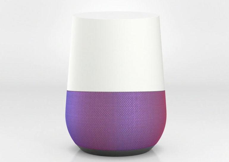Google Home-умный домашний динамик фото 1