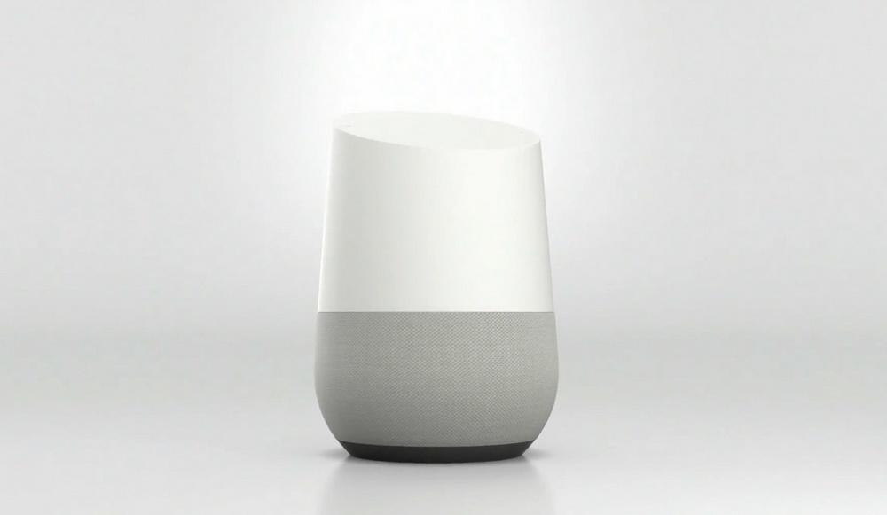 Google Home-умный домашний динамик фото 2