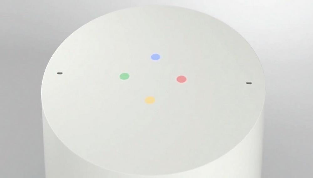 Google Home-умный домашний динамик фото 3